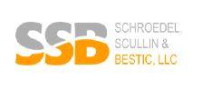 SSB white logo