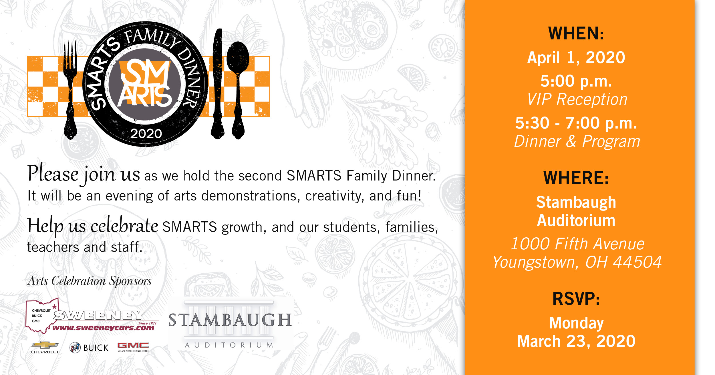 SMARTS family dinner invite FB post_1200x630_02-20