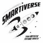 Smartiverse Shirt Design Front - Final Render 022420 01
